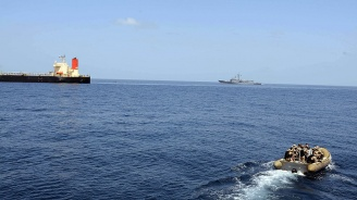 Киев: Взривилите се кораби са превозвали контрабандно гориво
