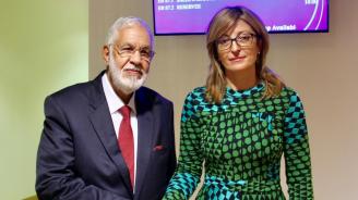Либия поиска възобновяване на икономическите връзки с България