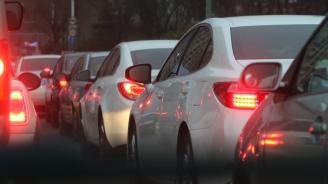 Повече от 416 000 софиянци се возят сами в колата на път за работа