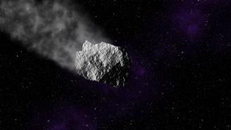 Метеорит е ударил Луната по време на пълното лунно затъмнение (видео)