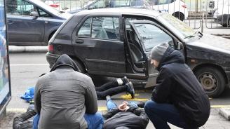 Ученици за екшъна в София: Всичко стана като по филмите