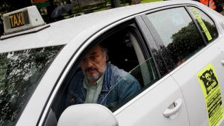 Таксиметрови шофьори излязоха на масови протести в Мадрид