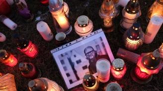 Вдовицата на убития кмет на Гданск обвини за смъртта му езика на омразата по държавната телевизия