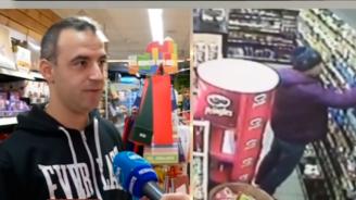 Серийни кражби от супермаркет в София и нито един осъден крадец (видео)