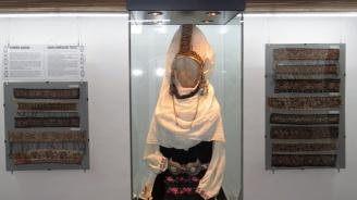 Историческият музей в Габрово получи мостра от плат от преди сто години