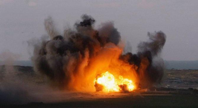 Израелската армия съобщи тази нощ, че нанася удари по ирански