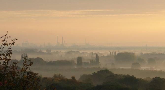 В 7 града у нас е отчетено замърсяване на въздуха.