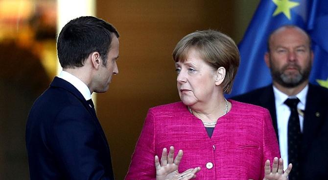 Германия и Франция подписват нов договор за общи действия и
