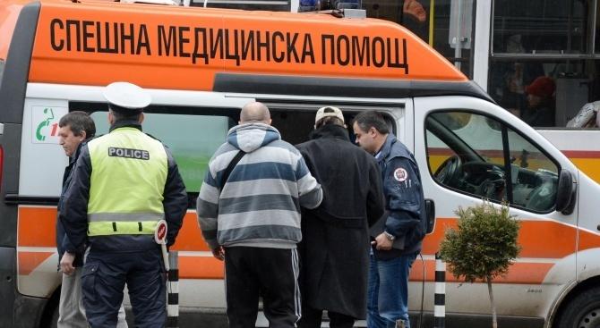 35-годишна жена удари с телефон лекар от Спешна помощ