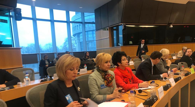 Мая Манолова защити в ЕП петицията срещу двойните стандарти при храните