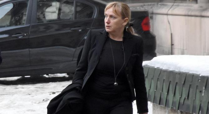 Спецпрокуратурата разкри подробности за повдигнатото обвинение на Елена Йончева