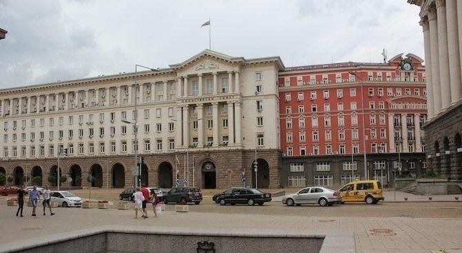 Правителството одобри резултатите от три заседания на Съвета на ЕС,