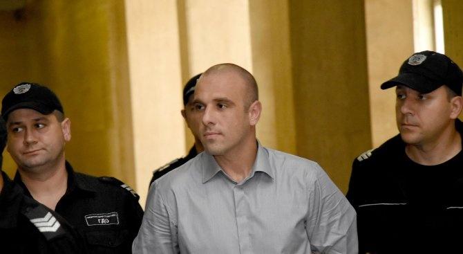 Върховният съд окончателно осъди на 22 години и шест месеца