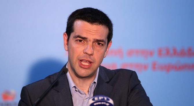 Гръцкият премиер Алексис Ципрас вероятно си е осигурил парламентарна подкрепа
