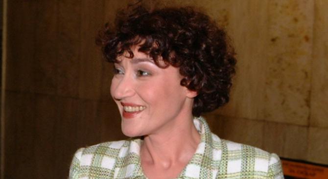 """Предаването на Валя Ахчиева """"Открито"""" слиза от екрана на БНТ"""