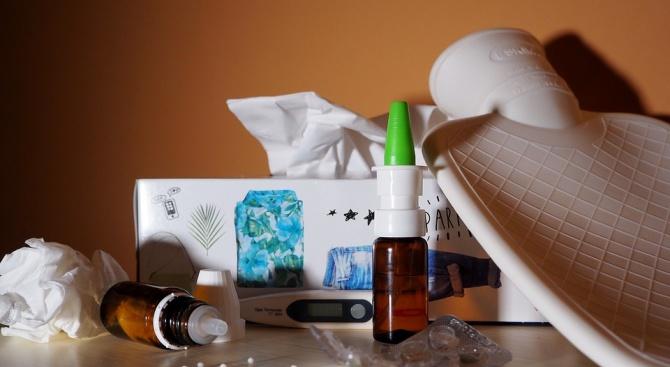 От утре Регионалната здравна инспекция във Видин обявява грипна епидемия