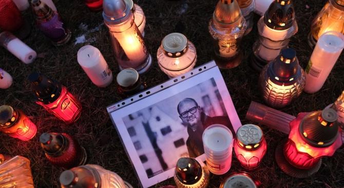 Вдовицата на убития кмет на полския град Гданск хвърли вината