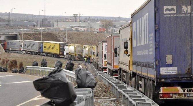 На българо-турската граница трафикът е интензивен на гранични контролно-пропускателни пунктове