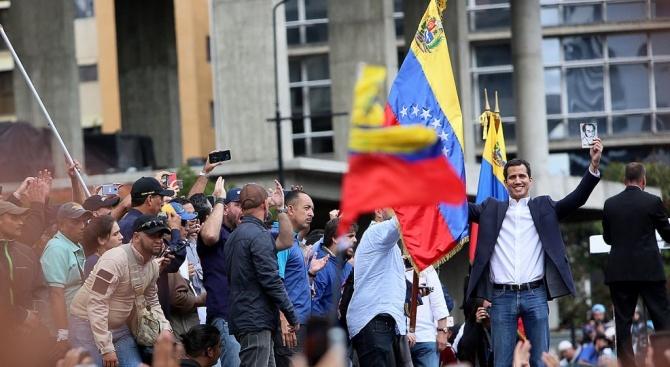МВнР: Не пътувайте до Венецуела