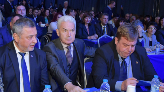 Атака: Поръчкови са публикациите, че Сидеров иска да води листата на Патриотите за евроизборите