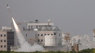 Израел изпита успешно усъвършенствана противоракетна система (видео)