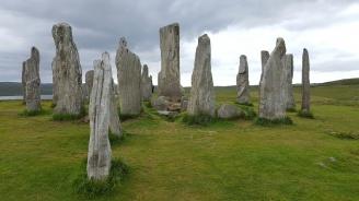 """""""Древен"""" мегалитен комплекс в Шотландия се оказа менте"""