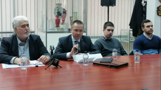 Издигнаха кандидатурата на Ангел Джамбазки за евродепутат
