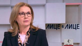 Румяна Бъчварова: ГЕРБ е с крачка пред опонентите си