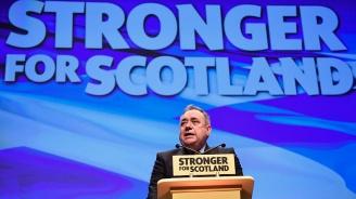 Арестуваха бившия шотландски премиер за секстормоз (обновена)