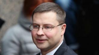 Зам.-председателят на ЕК ще посети България