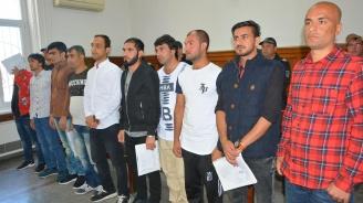 Осъдиха афганистанците, запалили бунта в бежанския лагер в Харманли