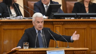Сидеров: Подкрепям желанието на Валери Симеонов да оглави листата за евровота