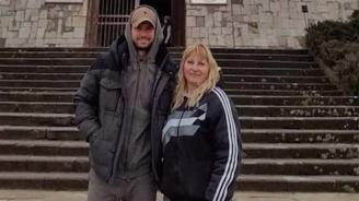 Григор Димитров се прибра в родното Хасково