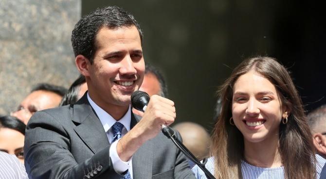 Австралия признава Хуан Гуайдо за временен президент на Венецуела