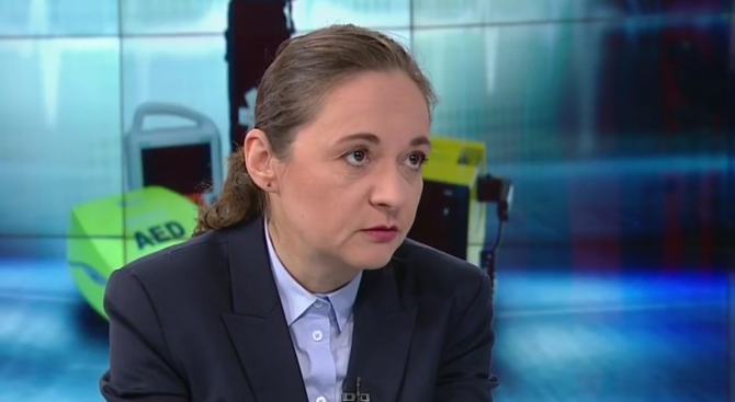 Жени Начева: Не бяхме изненадани от действията на прокуратурата в ТЕЛК системата