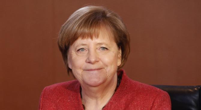 Германската канцлерка АнгелаМеркелподчерта необходимостта от борба срещу възхода на национализма
