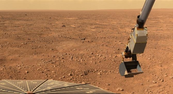 """НАСА се опитва да събуди марсохода """"Опортюнити"""""""