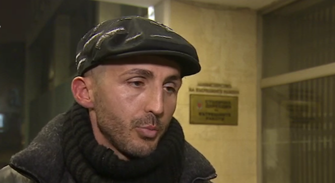 Адвокатът на Стайков: Бил е отвлечен от лица, представили се за служители на МВР (видео)