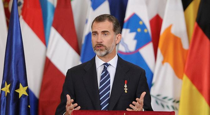 За пръв път от 40 години Ирак е посетен от краля на Испания