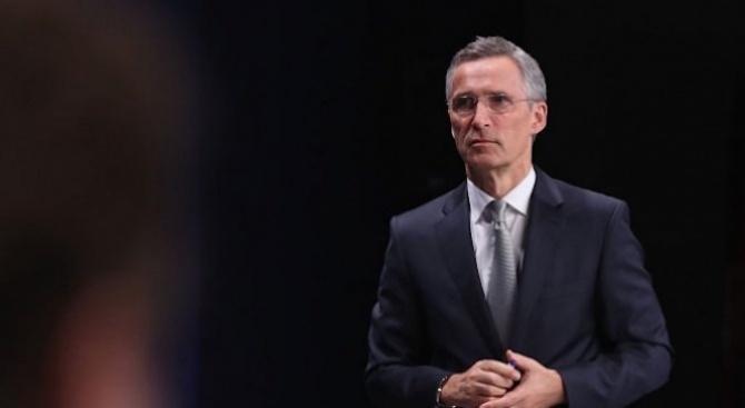 Столтенберг изрази очакване съюзниците да подпишат споразумението за присъединяване на Република Македония