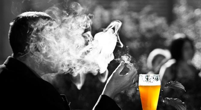 Санкции за общо 15 600 лева са наложени за тютюнопушене