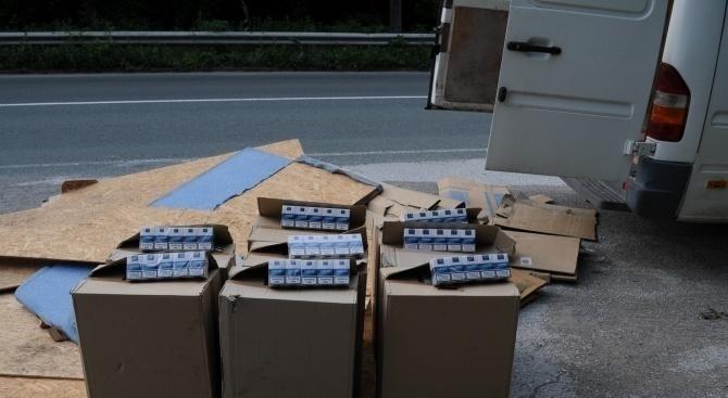 Специализирана операция в Кърджали: Спипаха голямо количество контрабанда