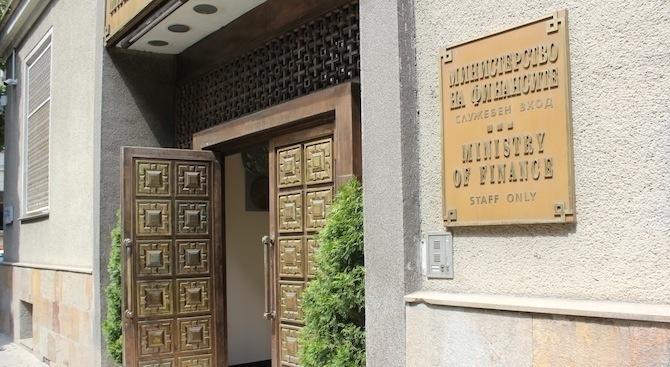 На база на предварителни данни и оценки Министерството на финансите