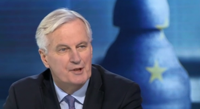 Главният преговарящ на ЕС за Брекзит: Уредено е положението на 100 000 българи до 2020 година