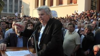 Микис Теодоракис: Гърция стана база за унищожение на Русия