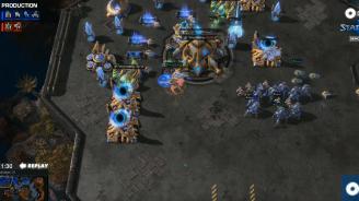 Изкуствен интелект на Google победи професионални играчи на стратегическа компютърна игра