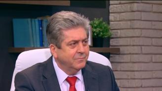 Георги Първанов: Трябва да наложим мораториум върху сделката за нови изтребители