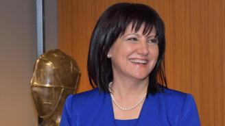 Караянчева: Няма никаква причина Боил Банов да подава оставка към момента
