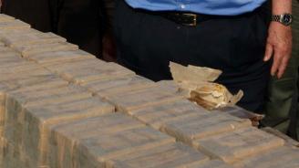 850 кг хероин и 500 кг скънк са били заловени в Истанбул