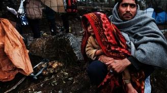 Световната здравна организация: Деца умират от студ в сирийски бежански лагер
